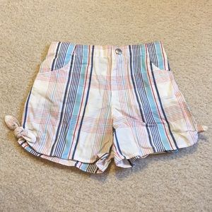 NWOT Gap plaid shorts